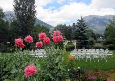 Outdoor Wedding - Creekside Garden
