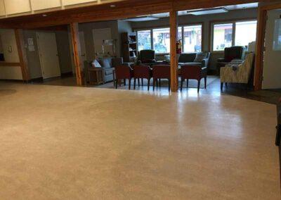 Townside Hall Lounge